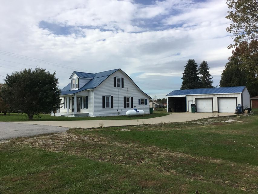 Single Family Home for Sale at 11801 Mt. Eden Road 11801 Mt. Eden Road Waddy, Kentucky 40076 United States