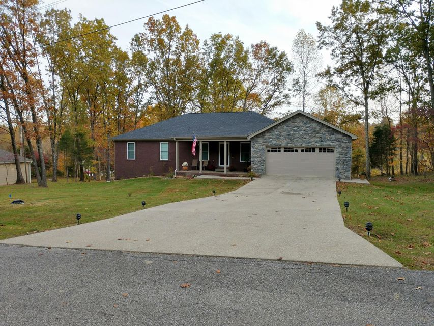 Single Family Home for Sale at 387 Warbler Road 387 Warbler Road Brandenburg, Kentucky 40108 United States