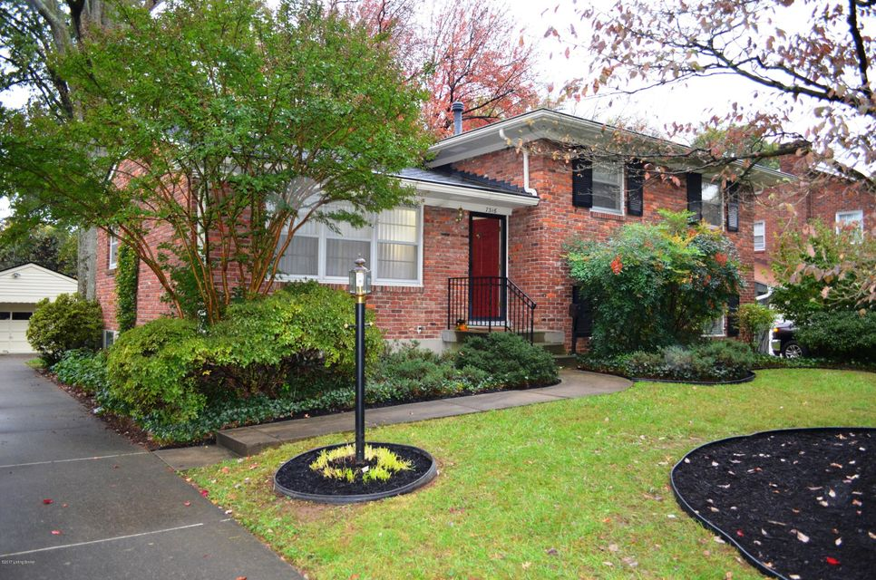 Single Family Home for Sale at 7316 Keisler Way 7316 Keisler Way Louisville, Kentucky 40222 United States