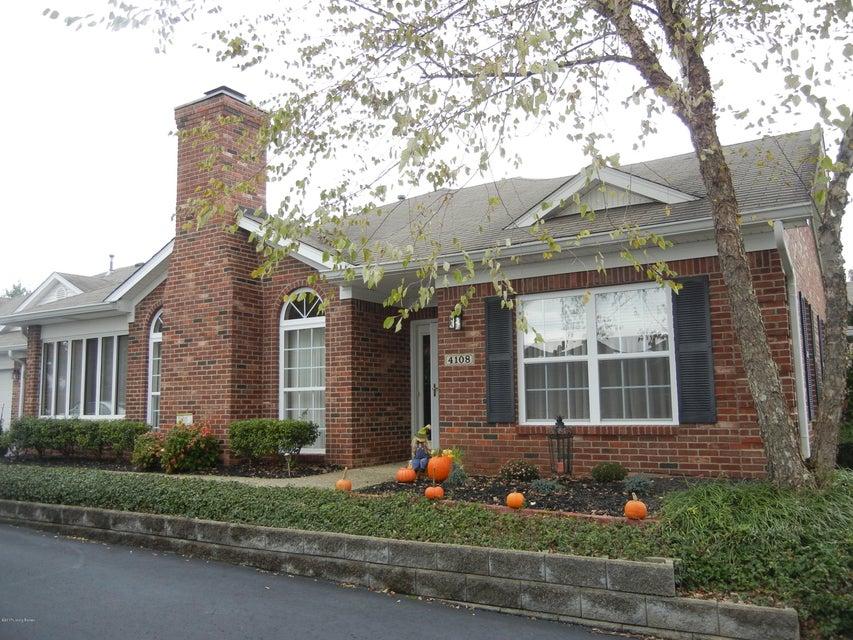 Condominium for Sale at 4108 Le Rente Way 4108 Le Rente Way Louisville, Kentucky 40299 United States