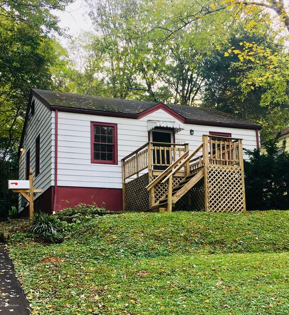Single Family Home for Sale at 3030 Cleveland Blvd 3030 Cleveland Blvd Louisville, Kentucky 40206 United States