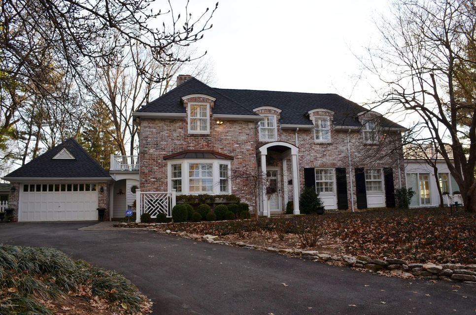 Single Family Home for Sale at 2711 Lexington Road 2711 Lexington Road Louisville, Kentucky 40206 United States