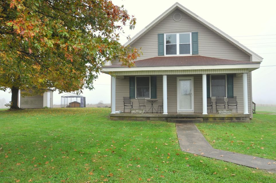 Single Family Home for Sale at 3046 Lake Jericho Road 3046 Lake Jericho Road Smithfield, Kentucky 40068 United States