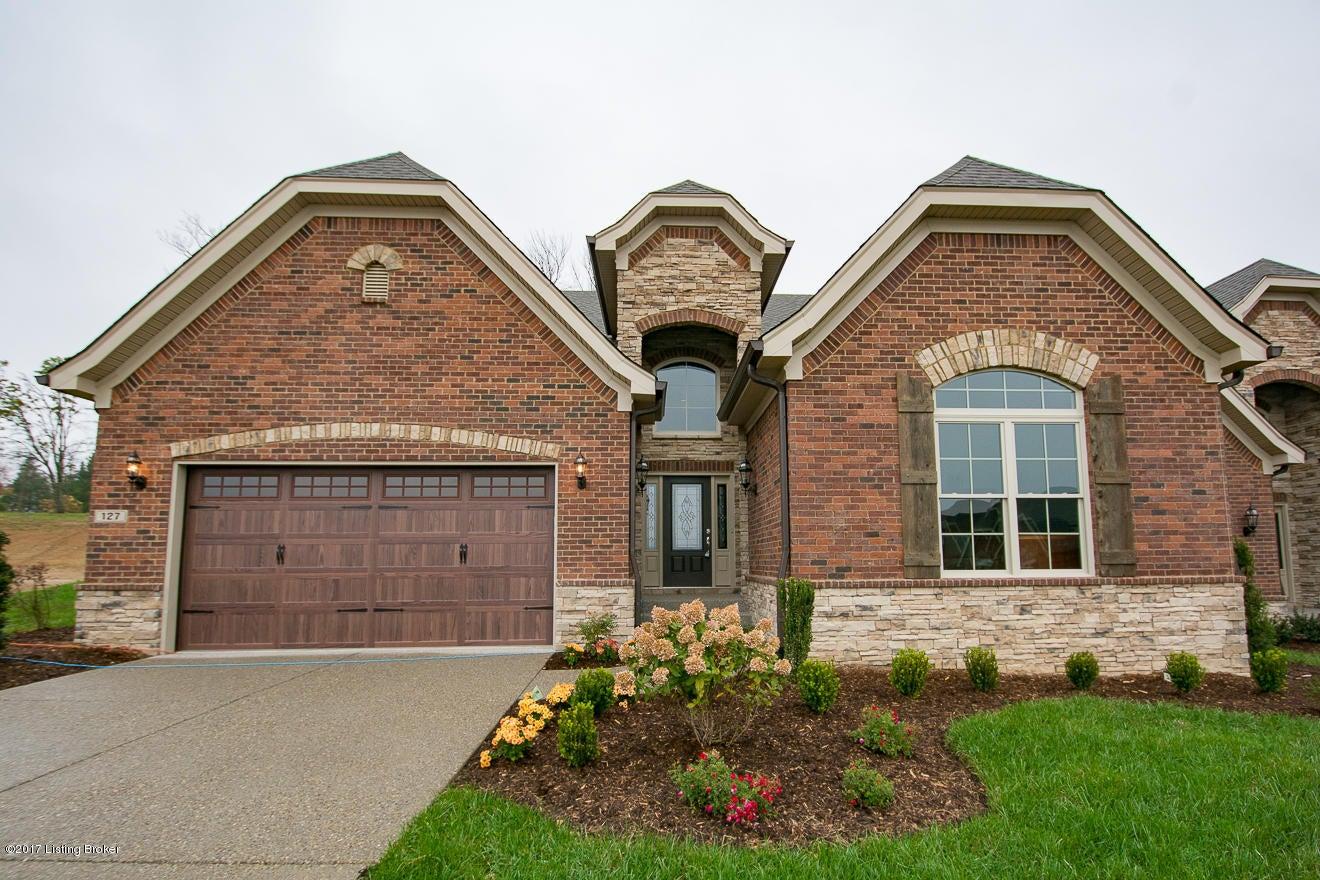 Condominium for Sale at 127 Pembridge Court 127 Pembridge Court Louisville, Kentucky 40245 United States