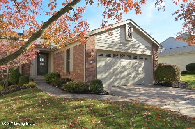 Condominium for Sale at 6416 Linkview Court 6416 Linkview Court Florence, Kentucky 41042 United States