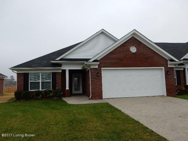 Single Family Home for Sale at 282 Villa Lane 282 Villa Lane Shepherdsville, Kentucky 40165 United States