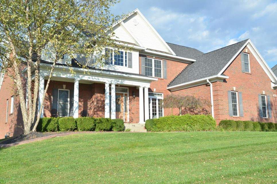 Single Family Home for Sale at 447 Heritage Hill Pkwy 447 Heritage Hill Pkwy Shepherdsville, Kentucky 40165 United States