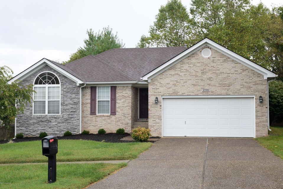 Single Family Home for Sale at 4109 Gaudet Road 4109 Gaudet Road Jeffersontown, Kentucky 40299 United States
