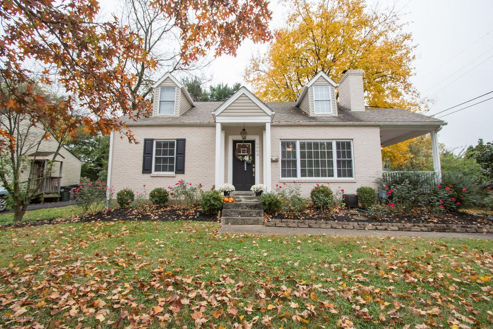 Single Family Home for Sale at 4004 Brookfield Avenue 4004 Brookfield Avenue Louisville, Kentucky 40207 United States