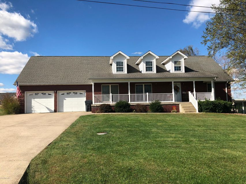 Single Family Home for Sale at 105 Teri Rose Court 105 Teri Rose Court Hodgenville, Kentucky 42748 United States