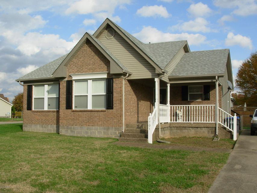 Single Family Home for Sale at 7701 Texlyn Court 7701 Texlyn Court Louisville, Kentucky 40258 United States
