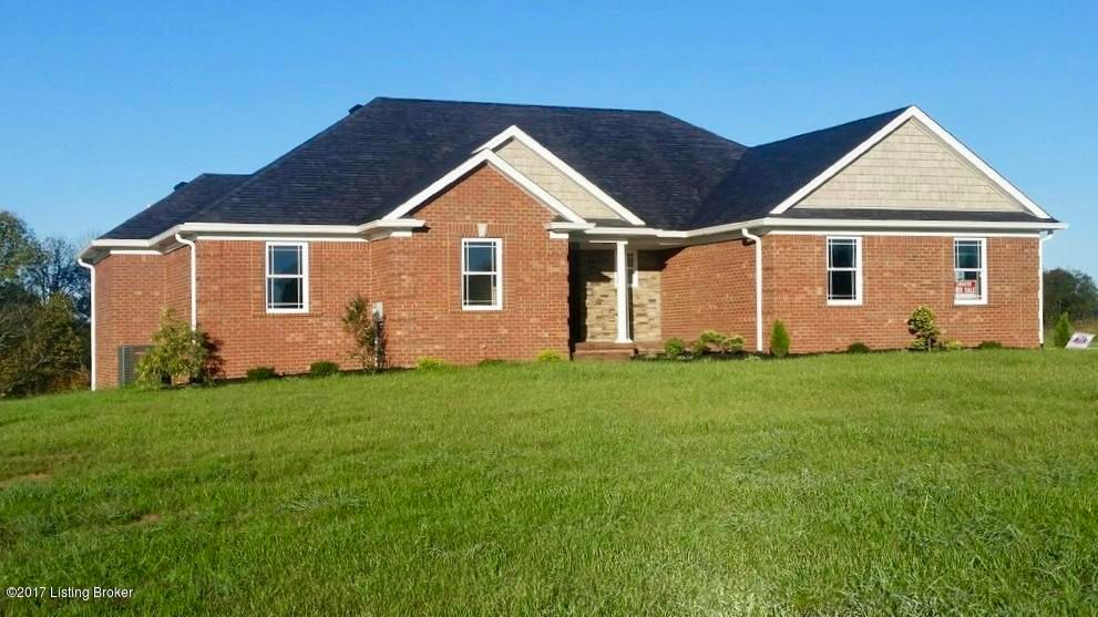Single Family Home for Sale at 119 Beech Fork Trail 119 Beech Fork Trail Bardstown, Kentucky 40004 United States