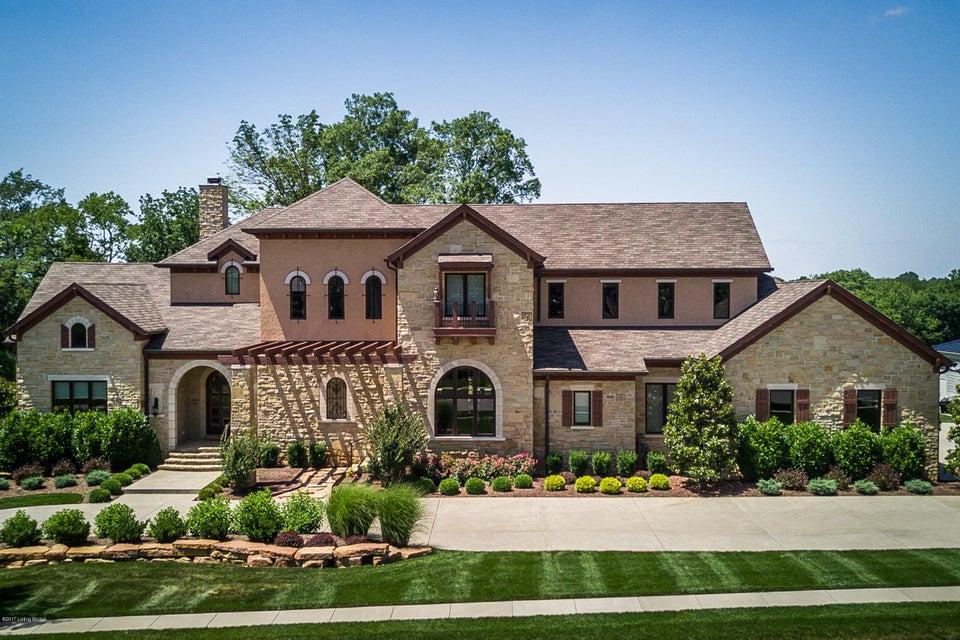 Single Family Home for Sale at 5714 Harrods Glen Drive 5714 Harrods Glen Drive Prospect, Kentucky 40059 United States