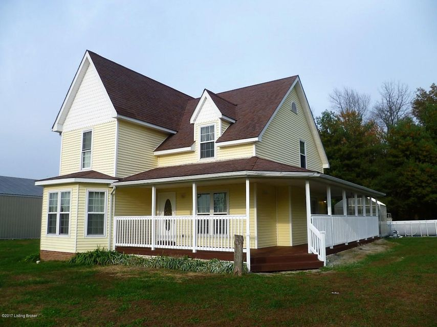 Single Family Home for Sale at 13476 Rineyville Road 13476 Rineyville Road Vine Grove, Kentucky 40175 United States