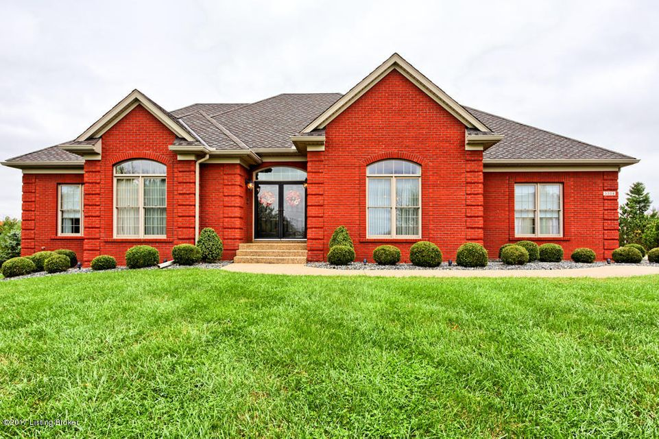 Single Family Home for Sale at 5324 High Crest Drive 5324 High Crest Drive Crestwood, Kentucky 40014 United States