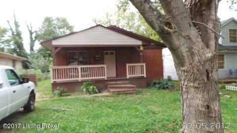 Single Family Home for Sale at 1708 Pershing Avenue 1708 Pershing Avenue Lyndon, Kentucky 40242 United States