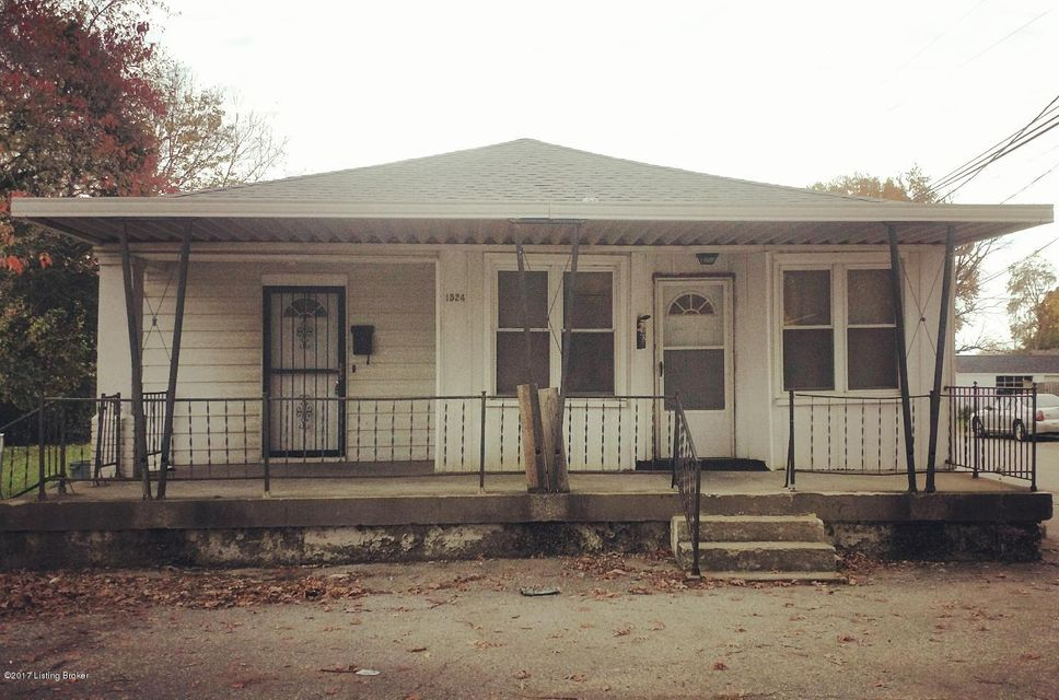 Multi-Family Home for Sale at 1524 Taylor 1524 Taylor Louisville, Kentucky 40213 United States