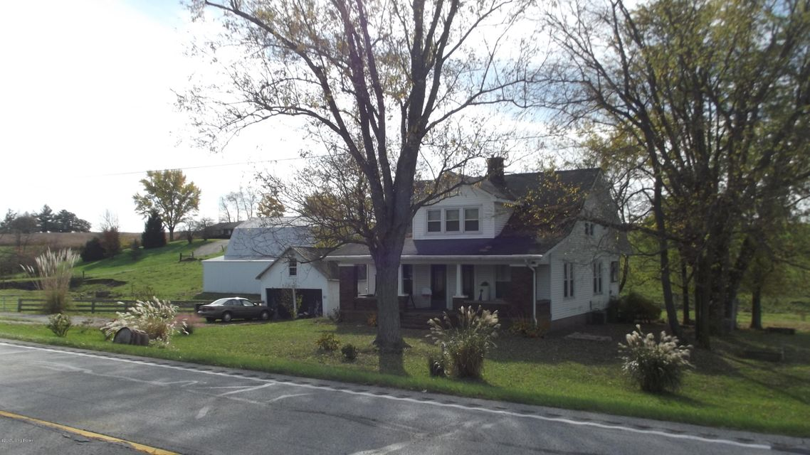 Single Family Home for Sale at 3371 Campbellsburg Road 3371 Campbellsburg Road Campbellsburg, Kentucky 40011 United States