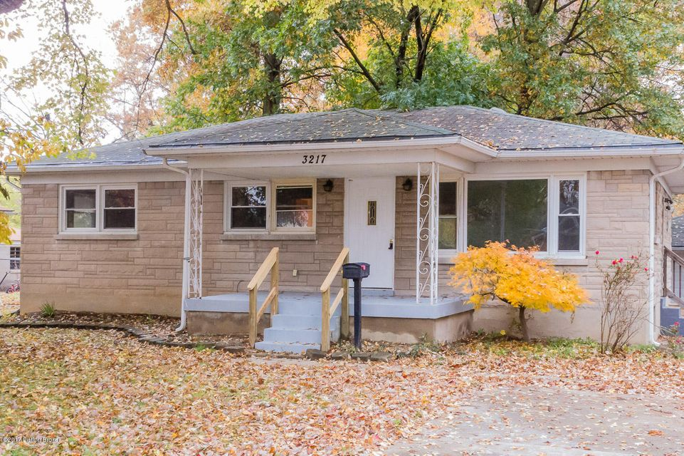 Single Family Home for Sale at 3217 Rosewedge Way 3217 Rosewedge Way Louisville, Kentucky 40216 United States