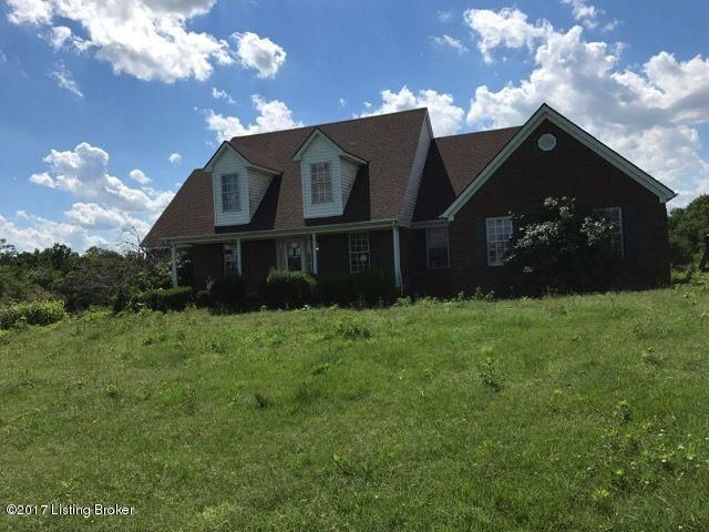Single Family Home for Sale at 5803 Little Mount Road 5803 Little Mount Road Taylorsville, Kentucky 40071 United States