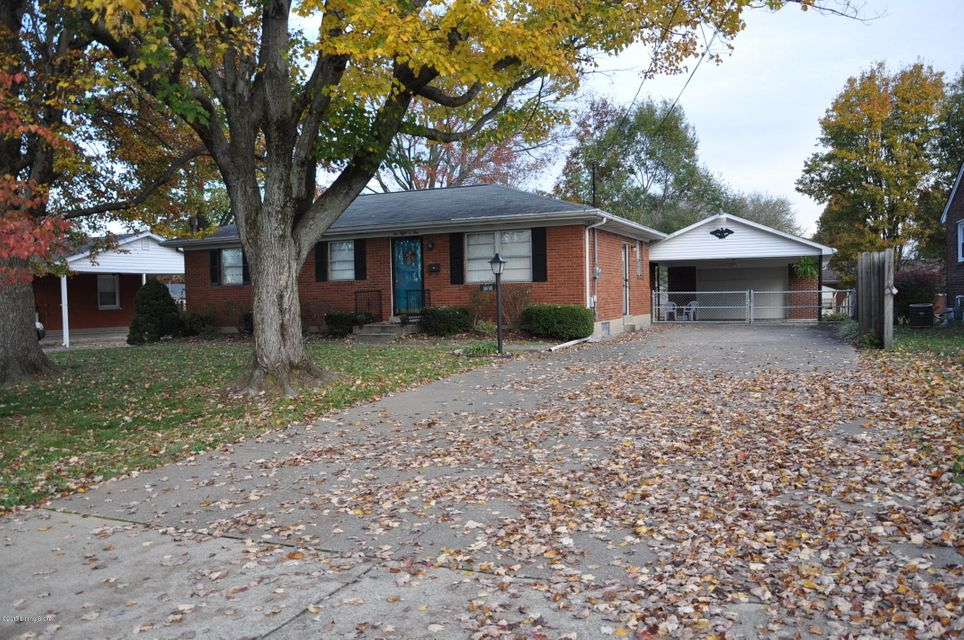 Single Family Home for Sale at 10801 Emma Jean Way 10801 Emma Jean Way Louisville, Kentucky 40272 United States