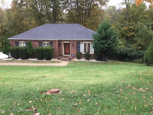 Single Family Home for Sale at 718 Fairhill Drive 718 Fairhill Drive Louisville, Kentucky 40207 United States