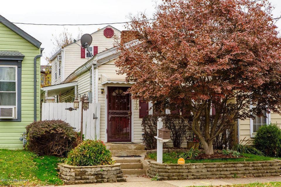 Single Family Home for Sale at 1120 Fischer Avenue 1120 Fischer Avenue Louisville, Kentucky 40204 United States