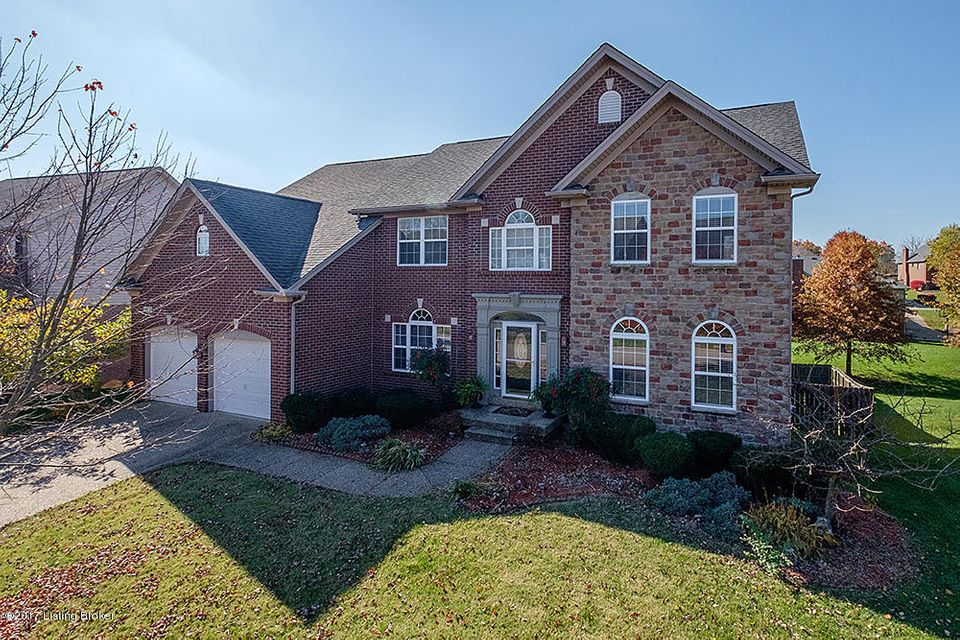 Single Family Home for Sale at 4318 Tulip Grove Court 4318 Tulip Grove Court Louisville, Kentucky 40241 United States