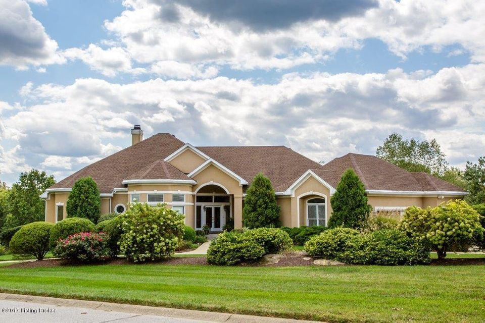 Single Family Home for Sale at 11708 Paramont Way 11708 Paramont Way Prospect, Kentucky 40059 United States