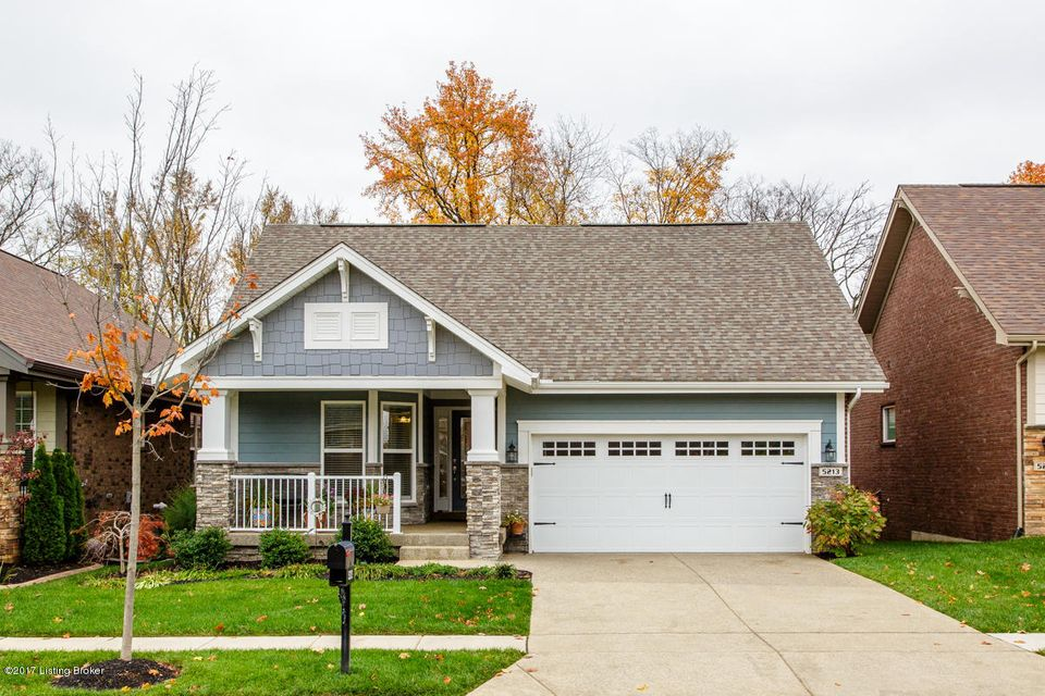 Single Family Home for Sale at 5213 Rock Water Drive 5213 Rock Water Drive Louisville, Kentucky 40241 United States