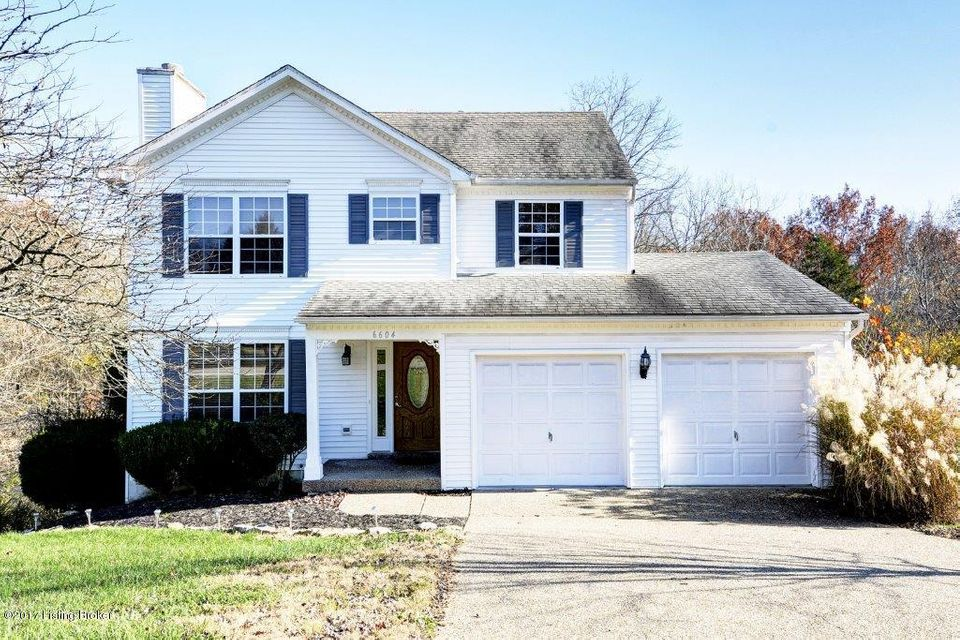 Single Family Home for Sale at 6604 Riverbirch Drive 6604 Riverbirch Drive Pewee Valley, Kentucky 40056 United States