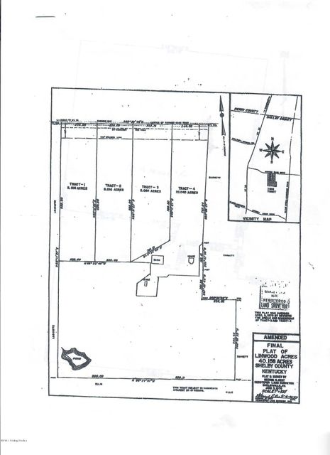 Land for Sale at 4 Narrow Gage 4 Narrow Gage Eminence, Kentucky 40019 United States