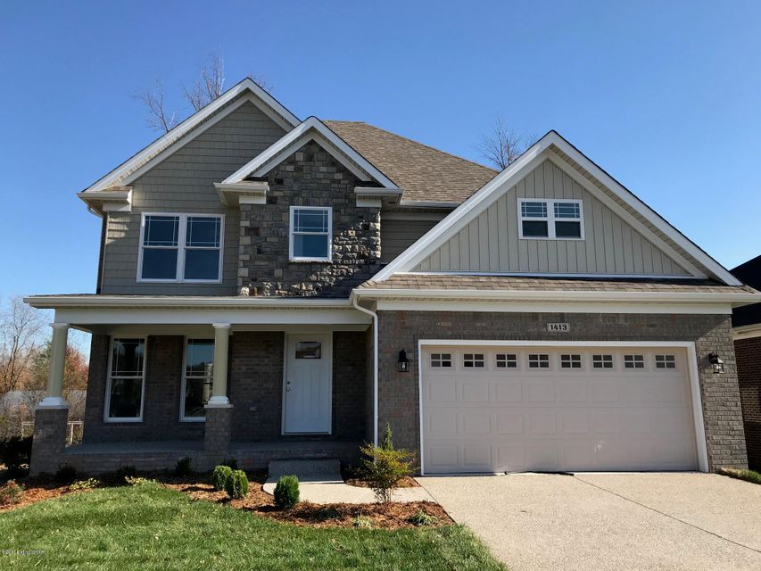 Single Family Home for Sale at 1413 Parkridge Pkwy 1413 Parkridge Pkwy Louisville, Kentucky 40214 United States