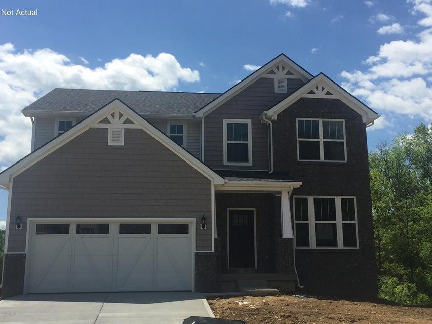 Single Family Home for Sale at 5613 Poplar Lakes Lane 5613 Poplar Lakes Lane Louisville, Kentucky 40299 United States