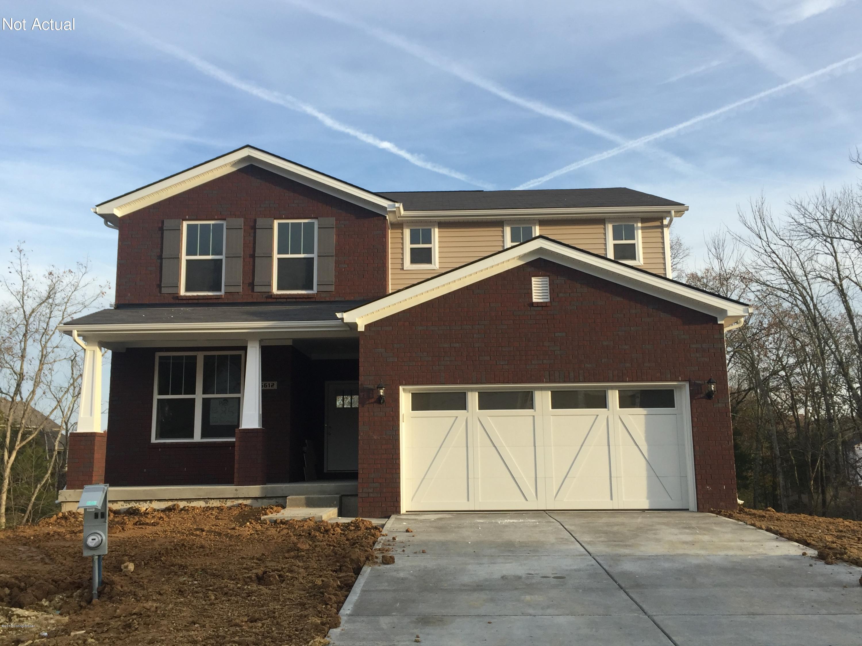 Single Family Home for Sale at 5606 Poplar Lakes Lane 5606 Poplar Lakes Lane Louisville, Kentucky 40299 United States