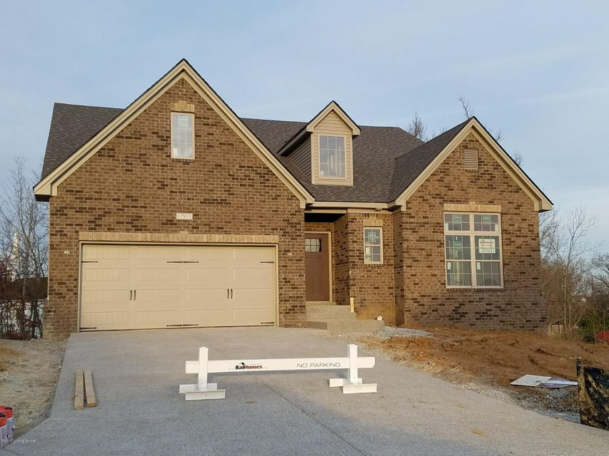 Single Family Home for Sale at 17915 Duckleigh Court 17915 Duckleigh Court Louisville, Kentucky 40023 United States