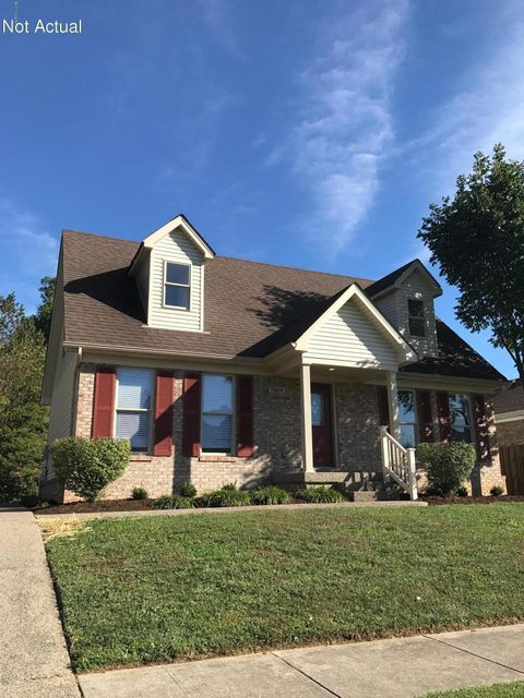 Single Family Home for Sale at 7805 Alyssum Drive 7805 Alyssum Drive Louisville, Kentucky 40258 United States