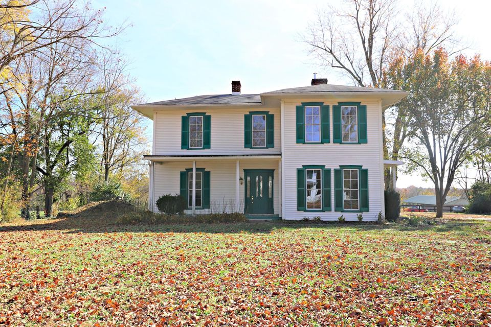 Single Family Home for Sale at 5375 Taylorsville Road 5375 Taylorsville Road Finchville, Kentucky 40022 United States