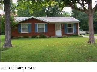 Single Family Home for Rent at 4905 Invicta Drive 4905 Invicta Drive Louisville, Kentucky 40216 United States
