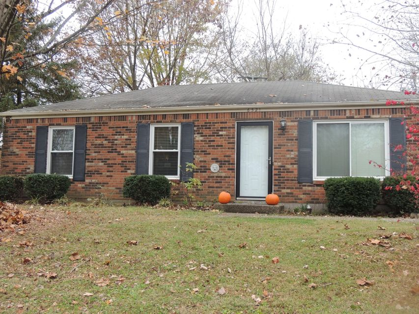 Single Family Home for Sale at 6521 Manassas Drive 6521 Manassas Drive Pewee Valley, Kentucky 40056 United States