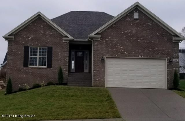 Single Family Home for Sale at 192 Blossom Circle 192 Blossom Circle Shelbyville, Kentucky 40065 United States