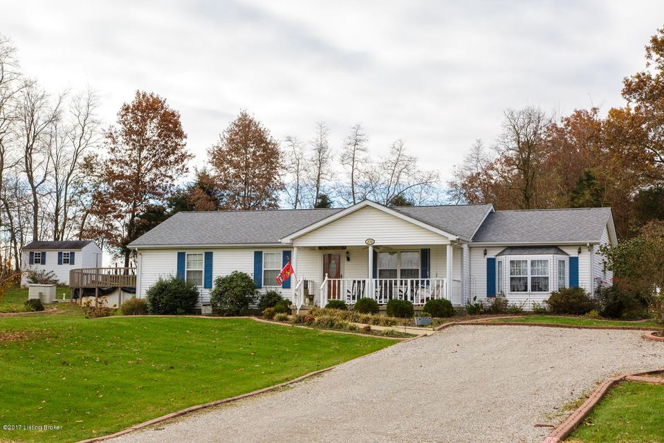 Single Family Home for Sale at 106 Cordie Court 106 Cordie Court Ekron, Kentucky 40117 United States