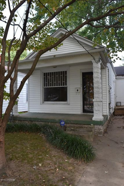 Single Family Home for Rent at 1135 Ash Street 1135 Ash Street Louisville, Kentucky 40217 United States