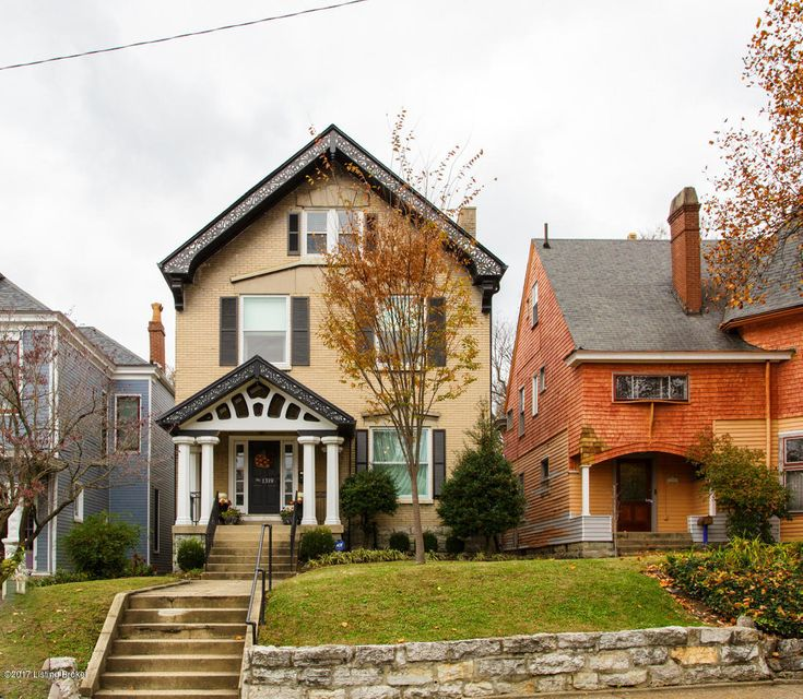 Single Family Home for Sale at 1319 Hepburn Avenue 1319 Hepburn Avenue Louisville, Kentucky 40204 United States