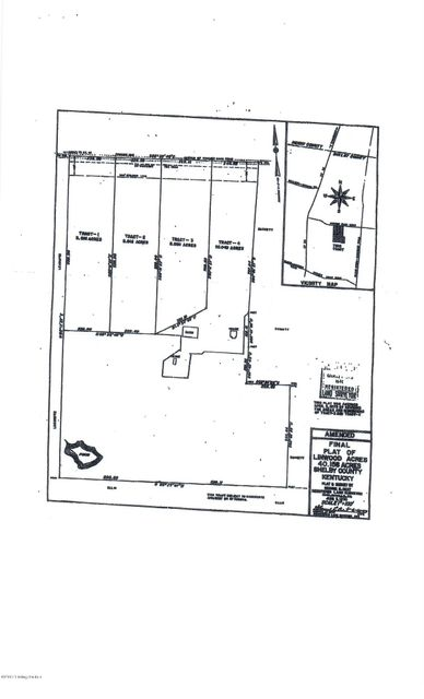 Land for Sale at 659 Narrow Gage 659 Narrow Gage Eminence, Kentucky 40019 United States