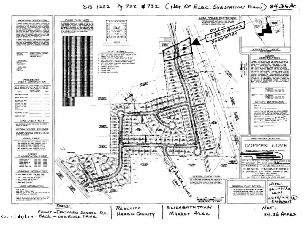 Land for Sale at Deckard School Deckard School Radcliff, Kentucky 40160 United States