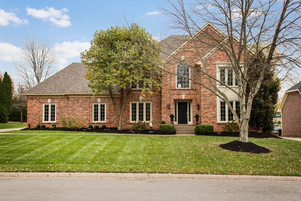 Single Family Home for Sale at 7206 Wyndefair Court 7206 Wyndefair Court Prospect, Kentucky 40059 United States