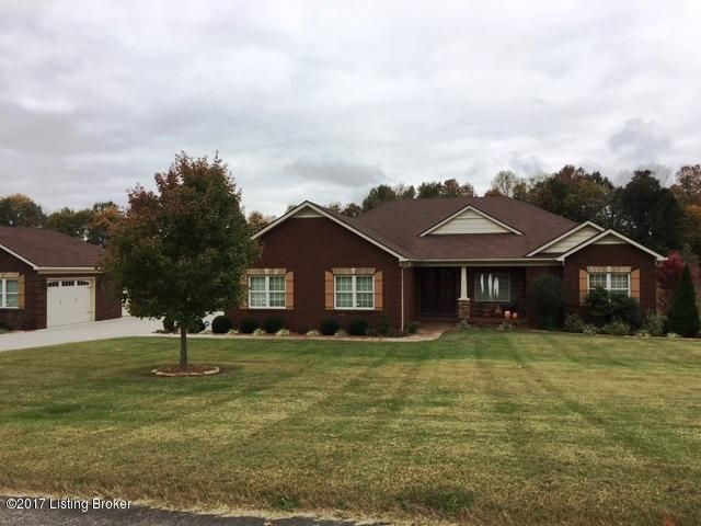 Single Family Home for Sale at 383 Marks Lane 383 Marks Lane Bardstown, Kentucky 40004 United States