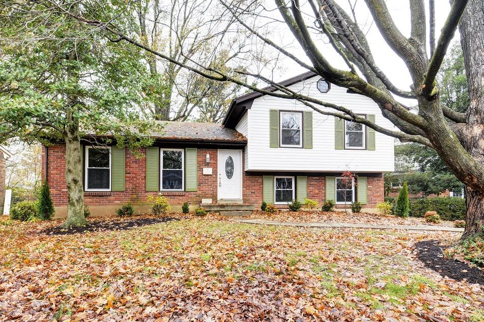 Single Family Home for Sale at 2604 Garden Lake Lane 2604 Garden Lake Lane Jeffersontown, Kentucky 40220 United States