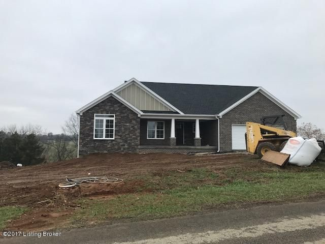 Single Family Home for Sale at 168 River Heights Blvd 168 River Heights Blvd Taylorsville, Kentucky 40071 United States